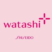 Shiseido watashi+